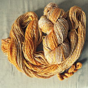 handspun fraction spin 3ply