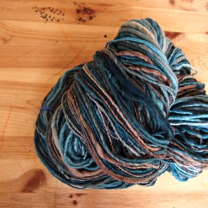 handspun single malabrigo Persia