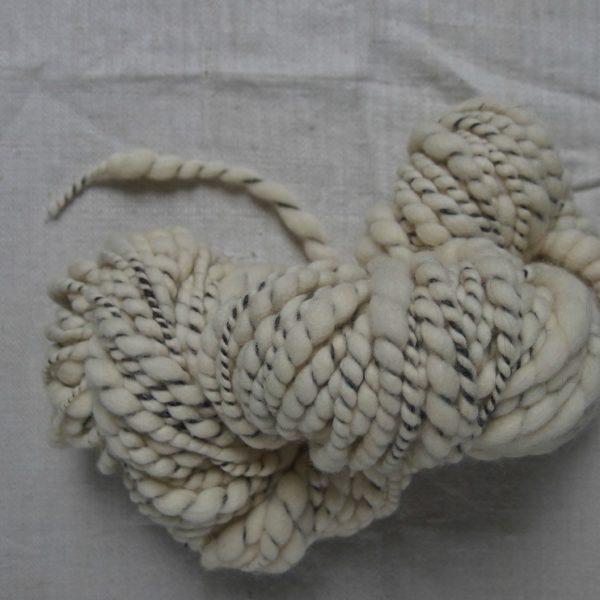 handspun slub yarn