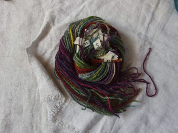 farbenie s/ dyeing with Jane Woodhouse