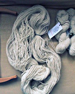 handspun dogs fur