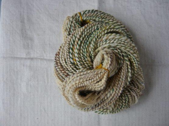 handspun slovak suffolk yarn